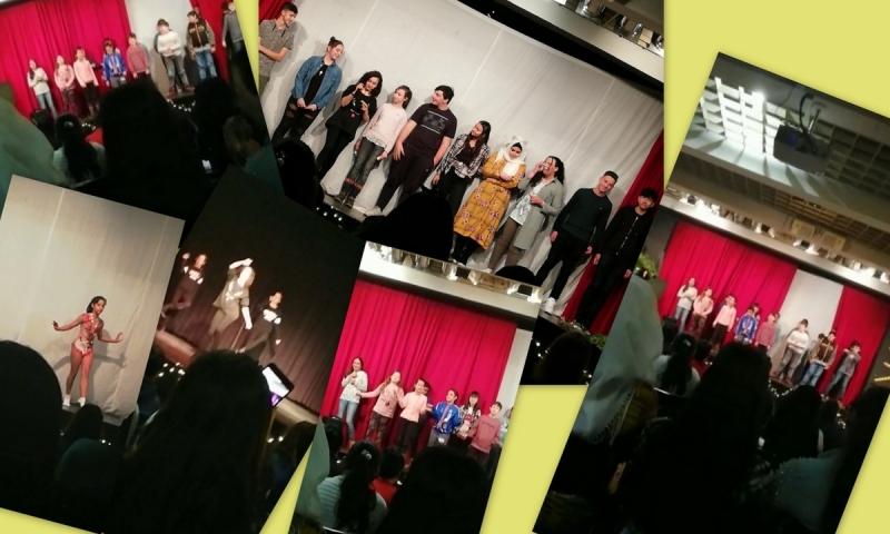Beitrag Zur Weihnachtsfeier.Weihnachtsfeier Der Mittelschule Mönchbergschule Grund Und